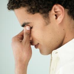 Сильная болезненность в голове