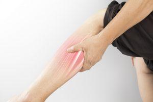 Мышцы в икрах ног болят после судороги thumbnail