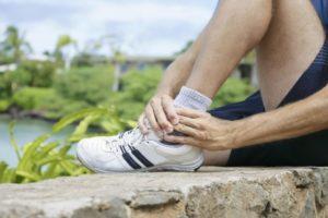 Боль в ноге и икре