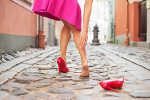 Болят ноги после каблуков