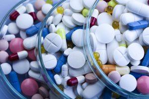 Много таблеточек