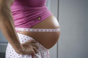 Тянет живот на 31 неделе