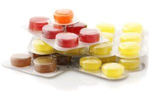 Лекарственные пастилки