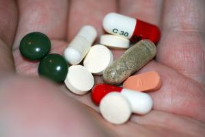 Много разных лекарств