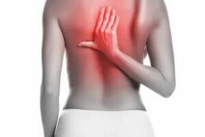Недомогание в желудке и спине