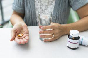 Первые медикаменты при дискомфорте